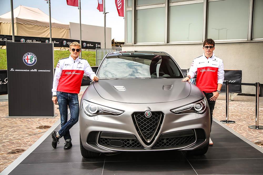 Alfa Romeo la MIlle MIglia 2018