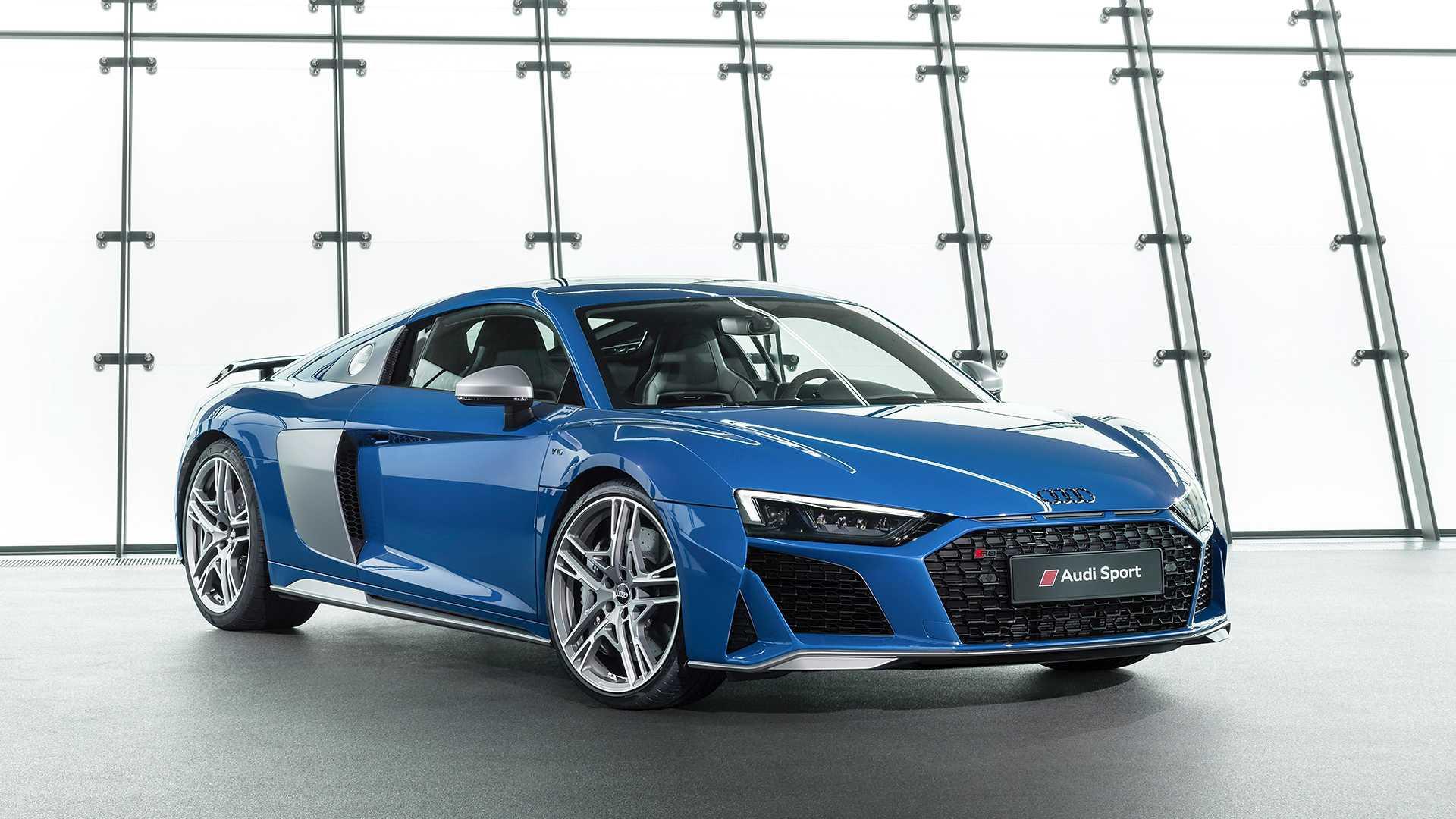 V10 nu se predă – Audi îmbunătățește rețeta R8