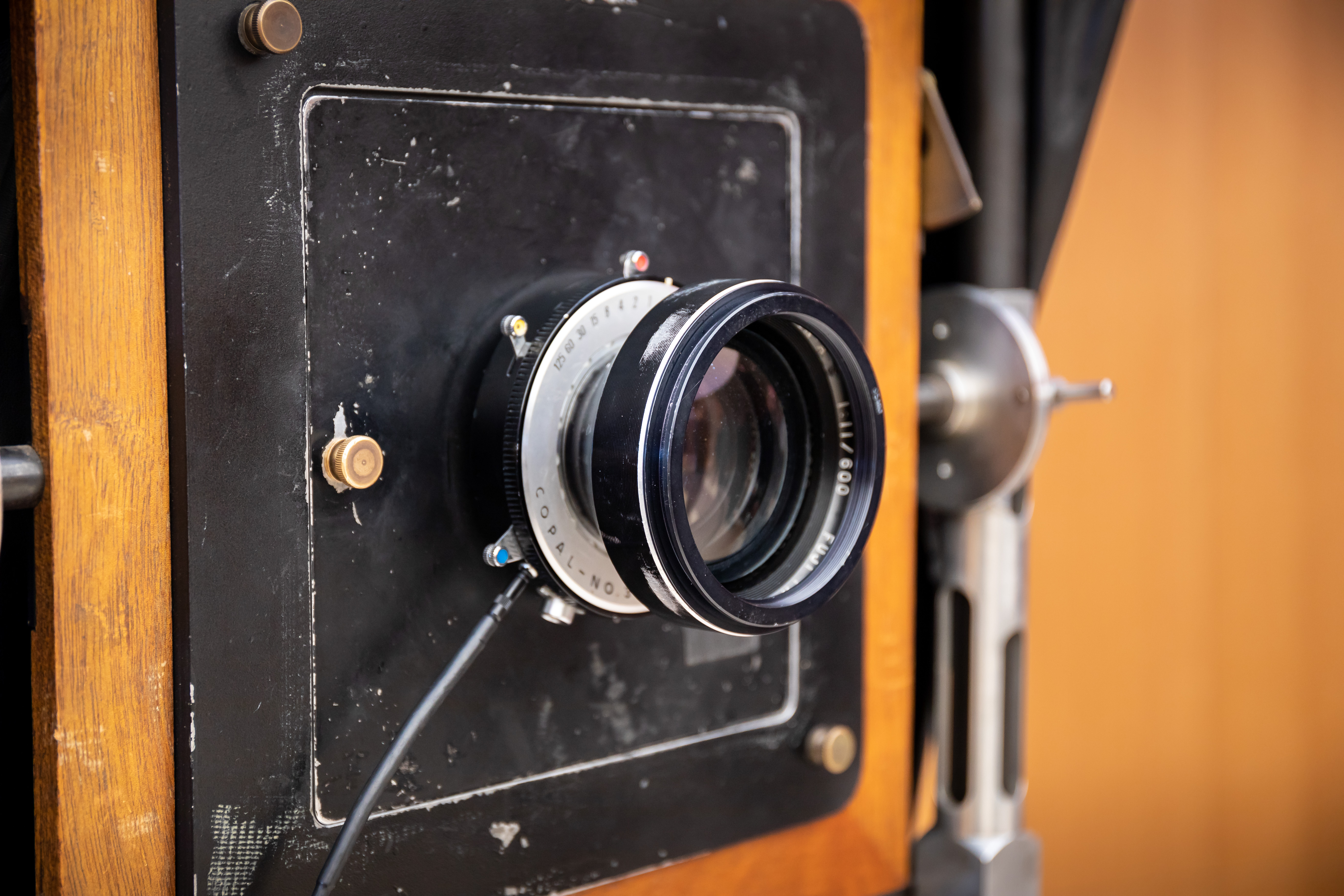 Bentley - Largest Polaroid - Opus - 004