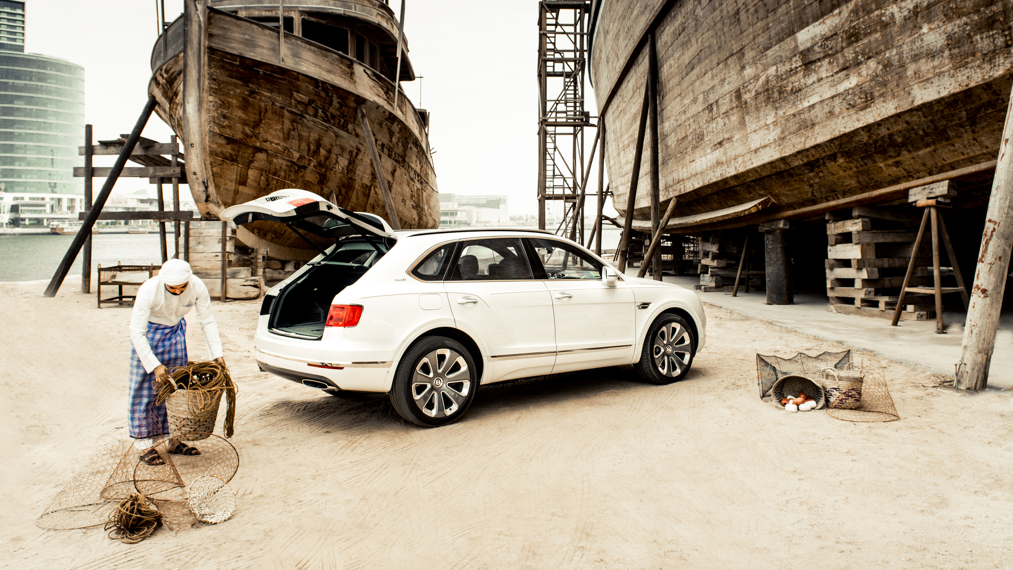 Bentley \'Pearl of the Gulf\' 8