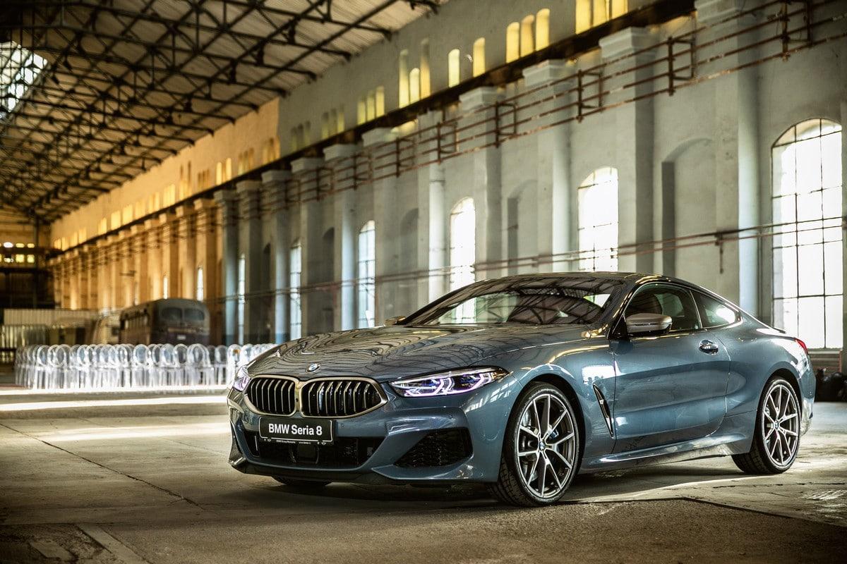 BMW Serie 8 lansare Filaret 01