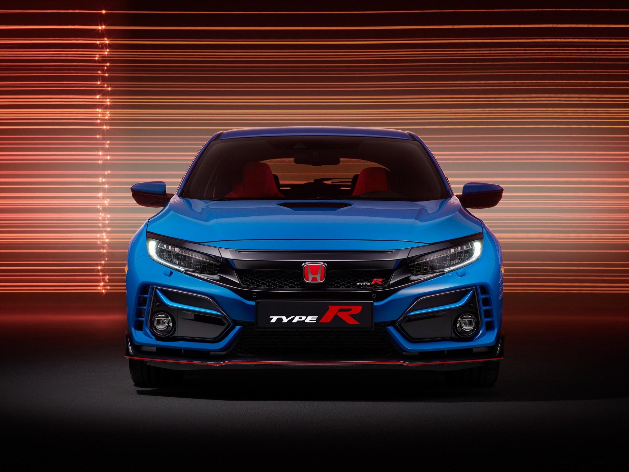 2020 Civic Type R GT