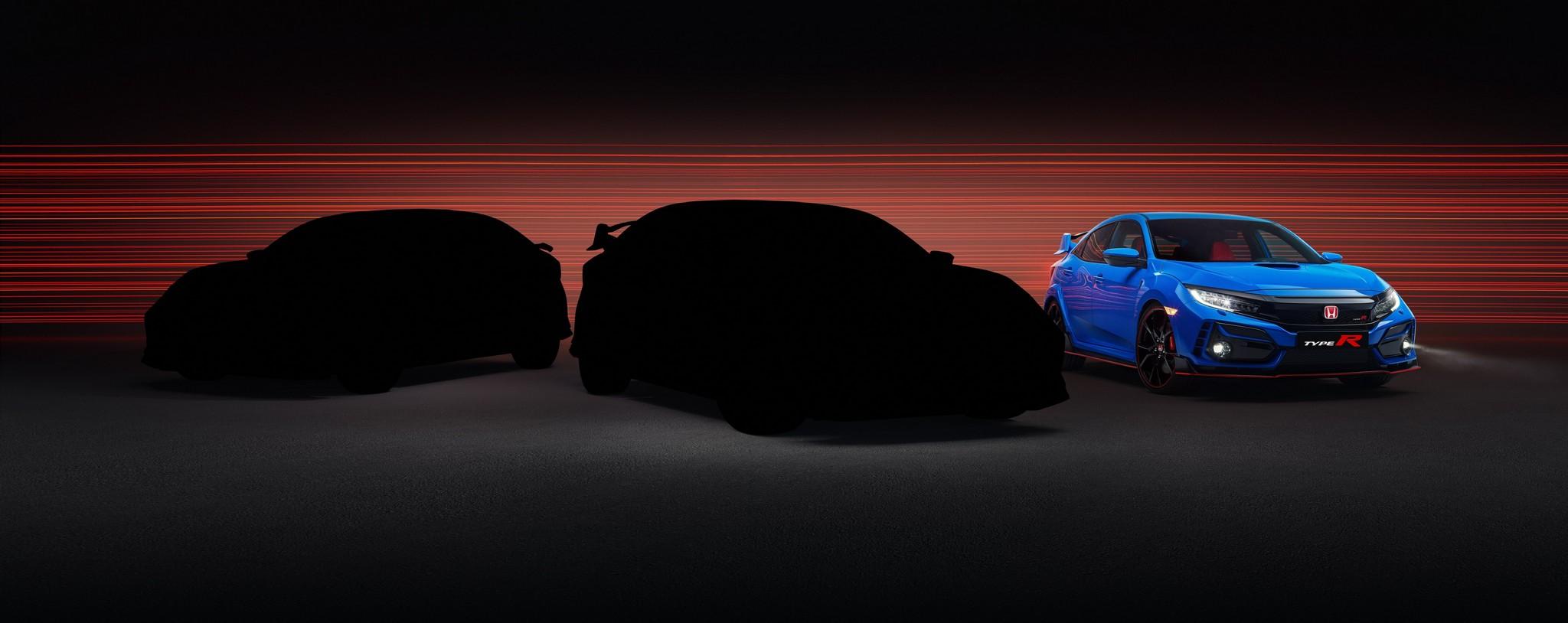 2020 Civic Type R Range - Type R GT