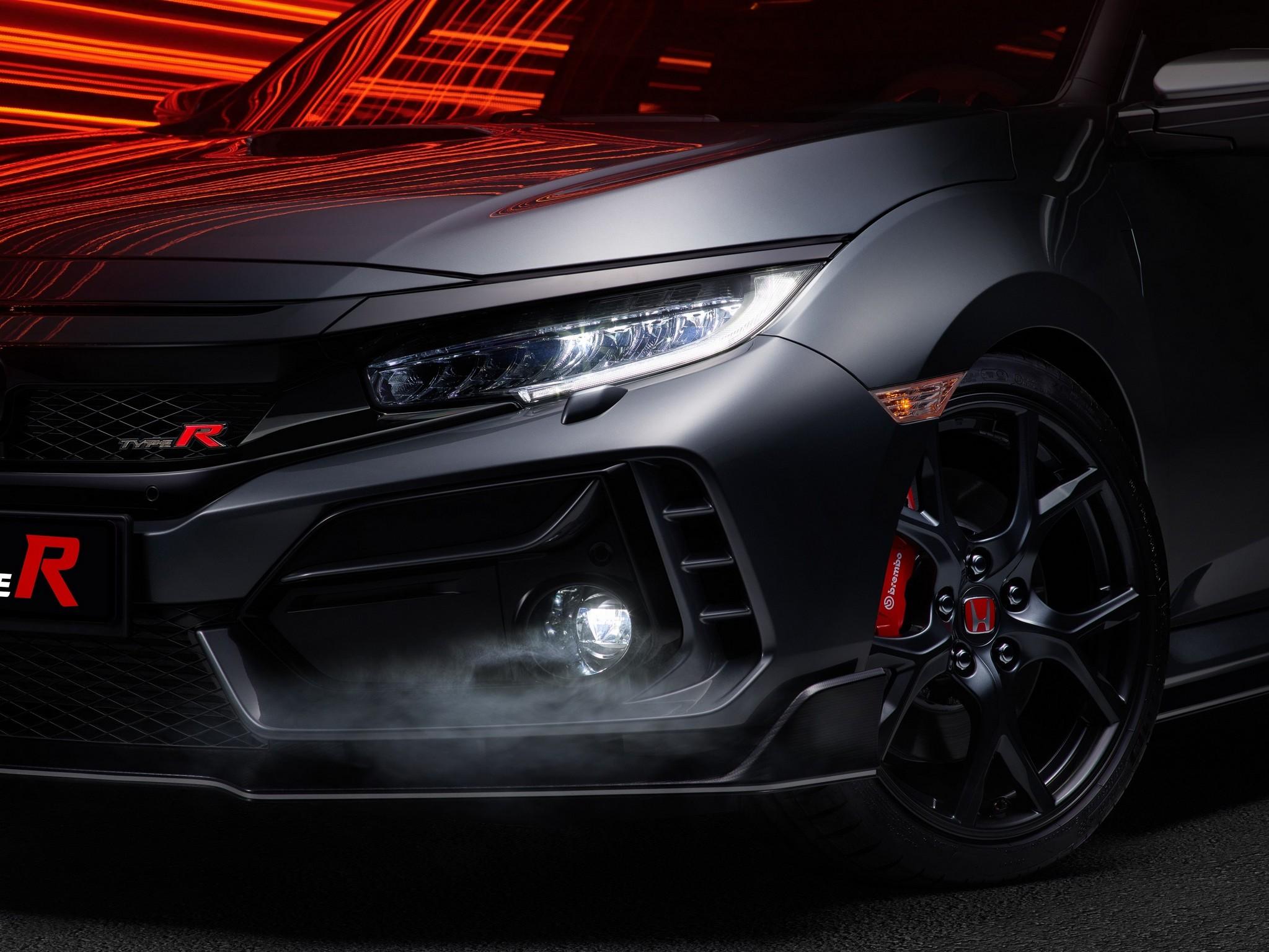 2020 Civic Type R Sport Line