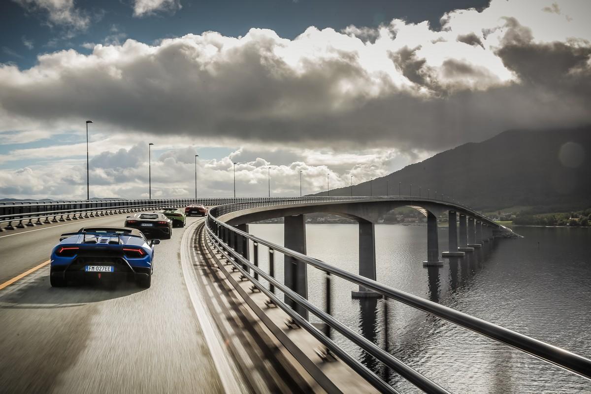Lamborghini in Norvegia_ 02