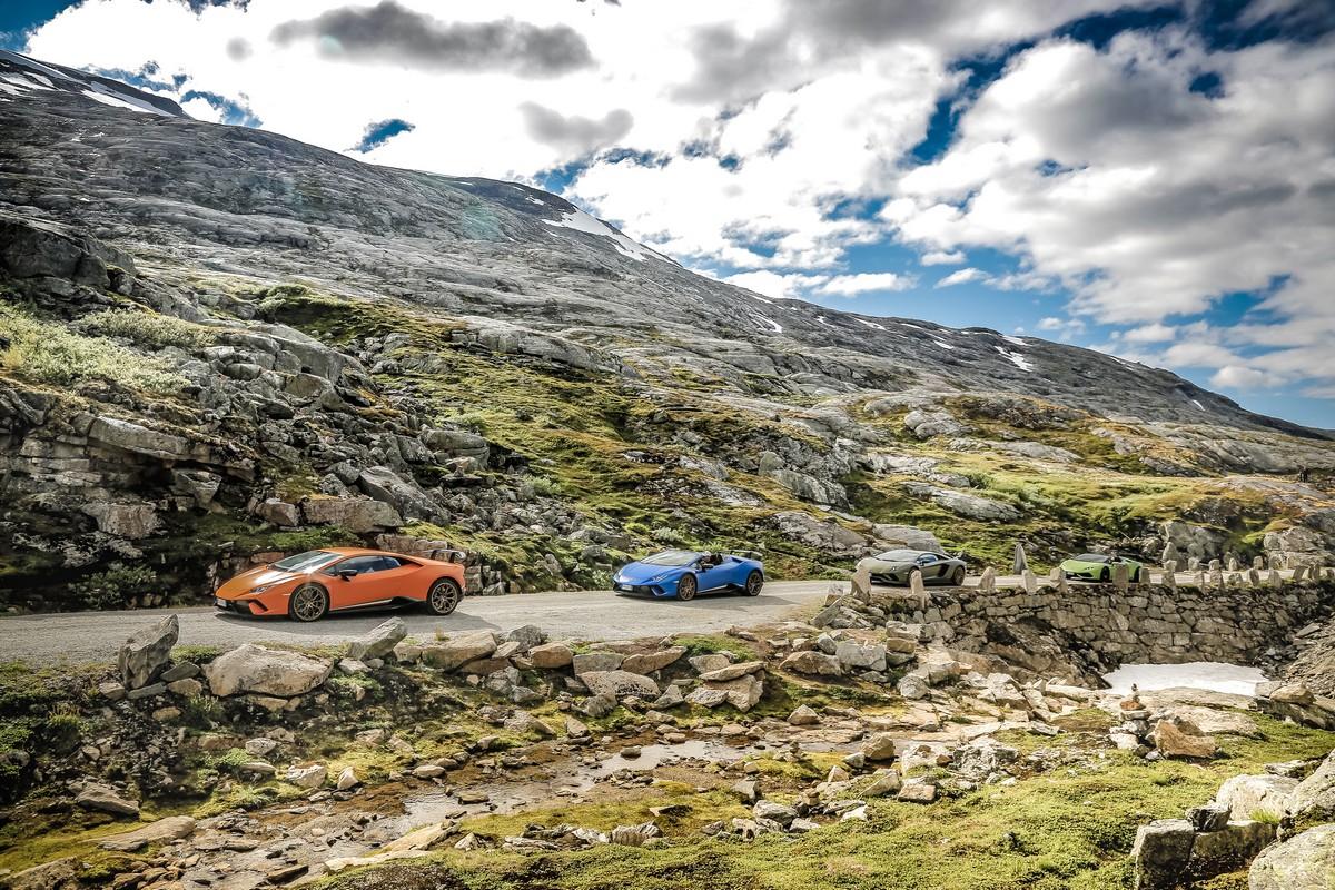 Lamborghini in Norvegia_ 03