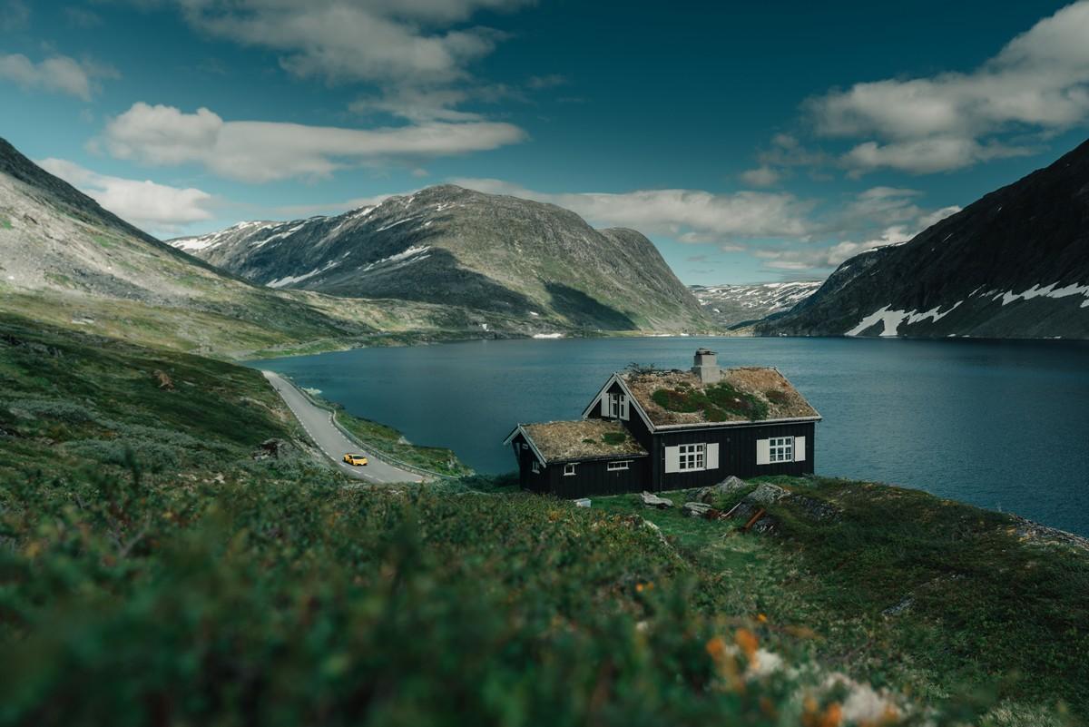 Lamborghini in Norvegia_ 04