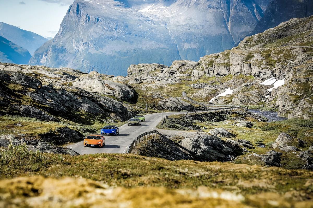 Lamborghini in Norvegia_ 05