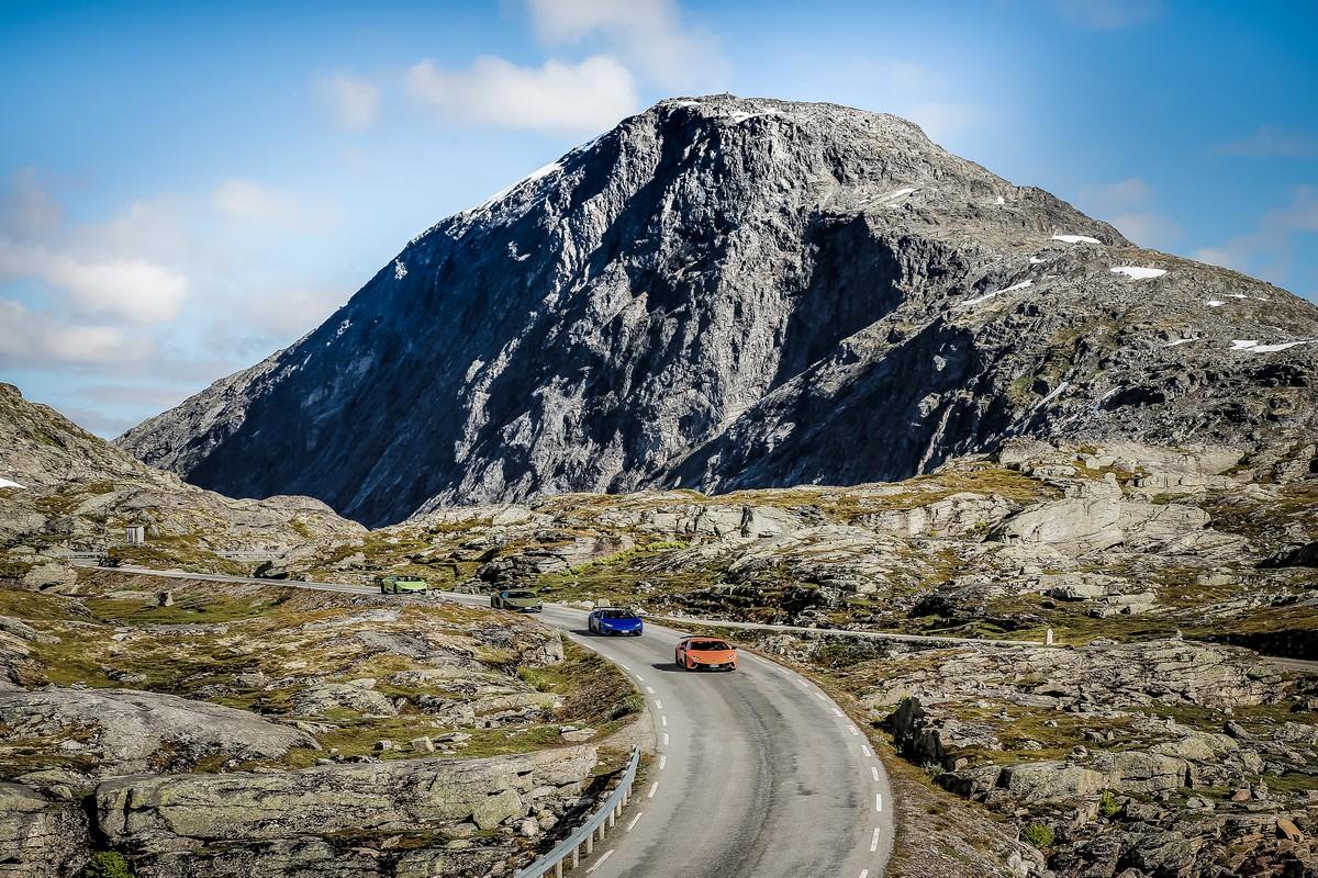 Lamborghini in Norvegia_ 07