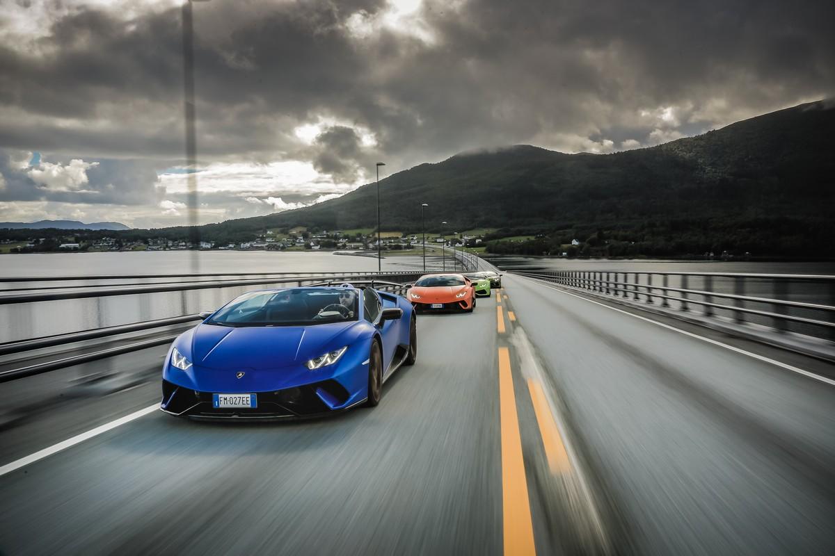 Lamborghini in Norvegia_ 11