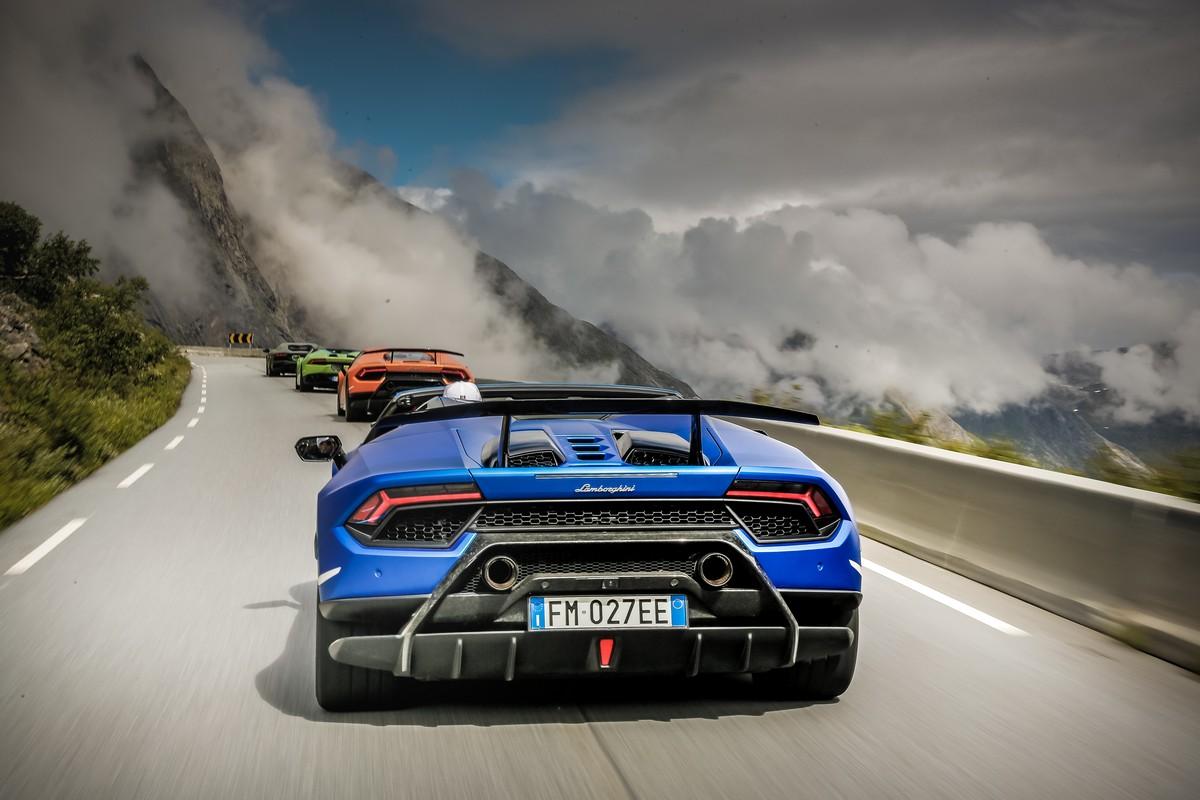 Lamborghini in Norvegia_ 13