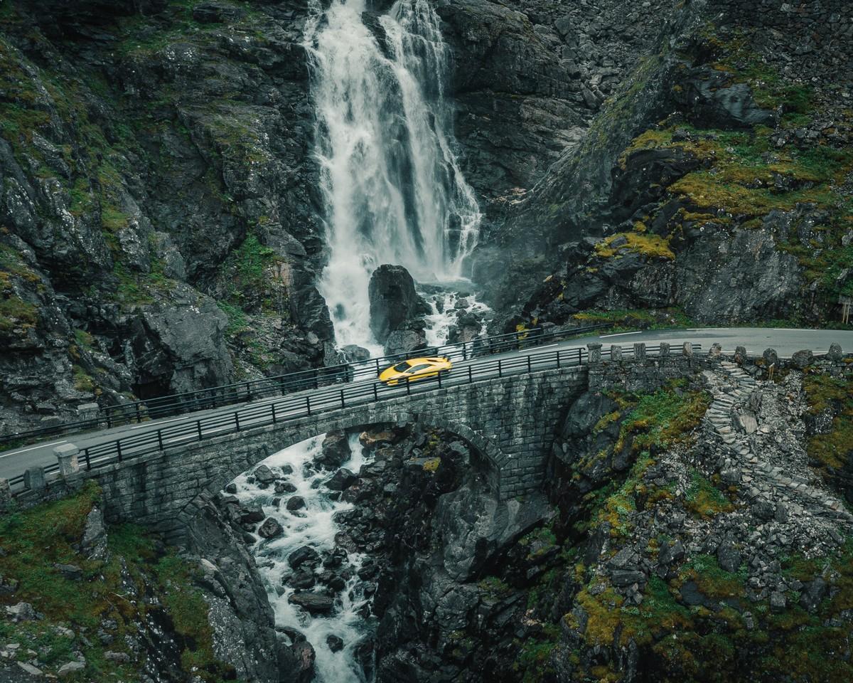 Lamborghini in Norvegia_ 15