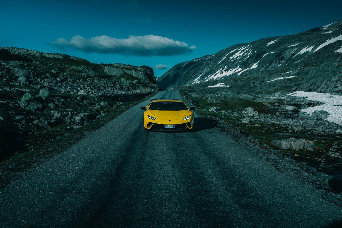Lamborghini in Norvegia_ 16