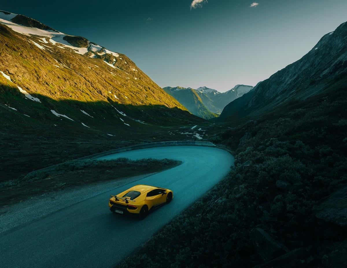 Lamborghini in Norvegia_ 17