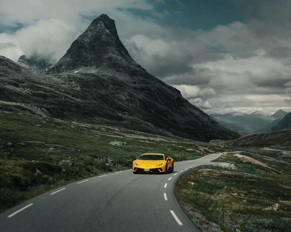 Lamborghini in Norvegia_ 18