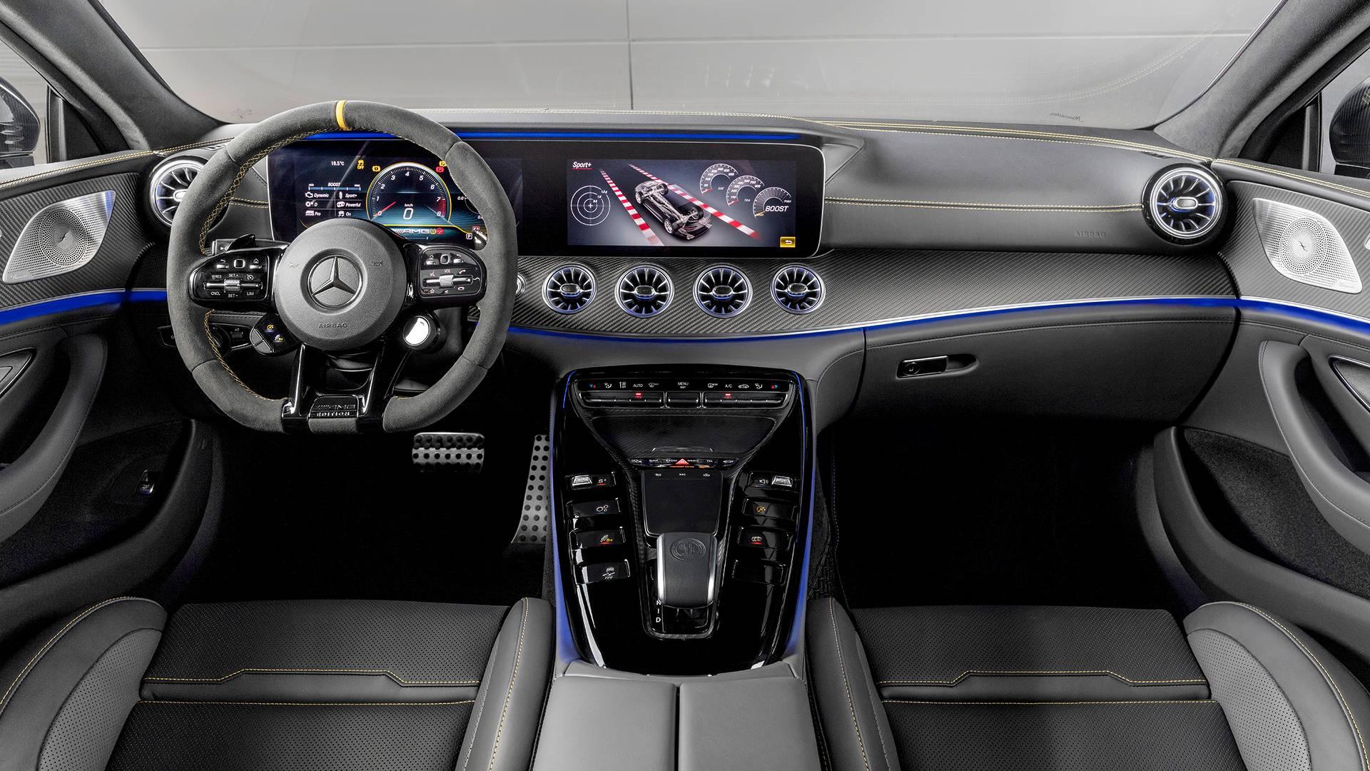 Mercedes-AMG GT 4-Türer Coupé (X 290), 2018