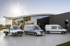 Mercedes-Benz Sprinter – Range   Mercedes-Benz Sprinter – Range