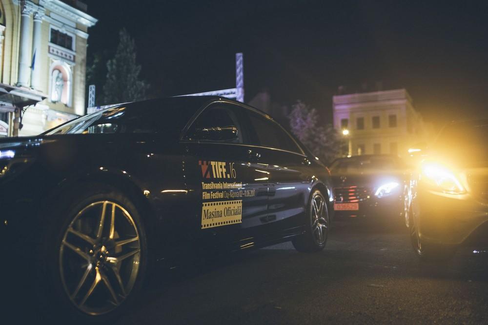 Mercedes-Benz la TIFF 2018