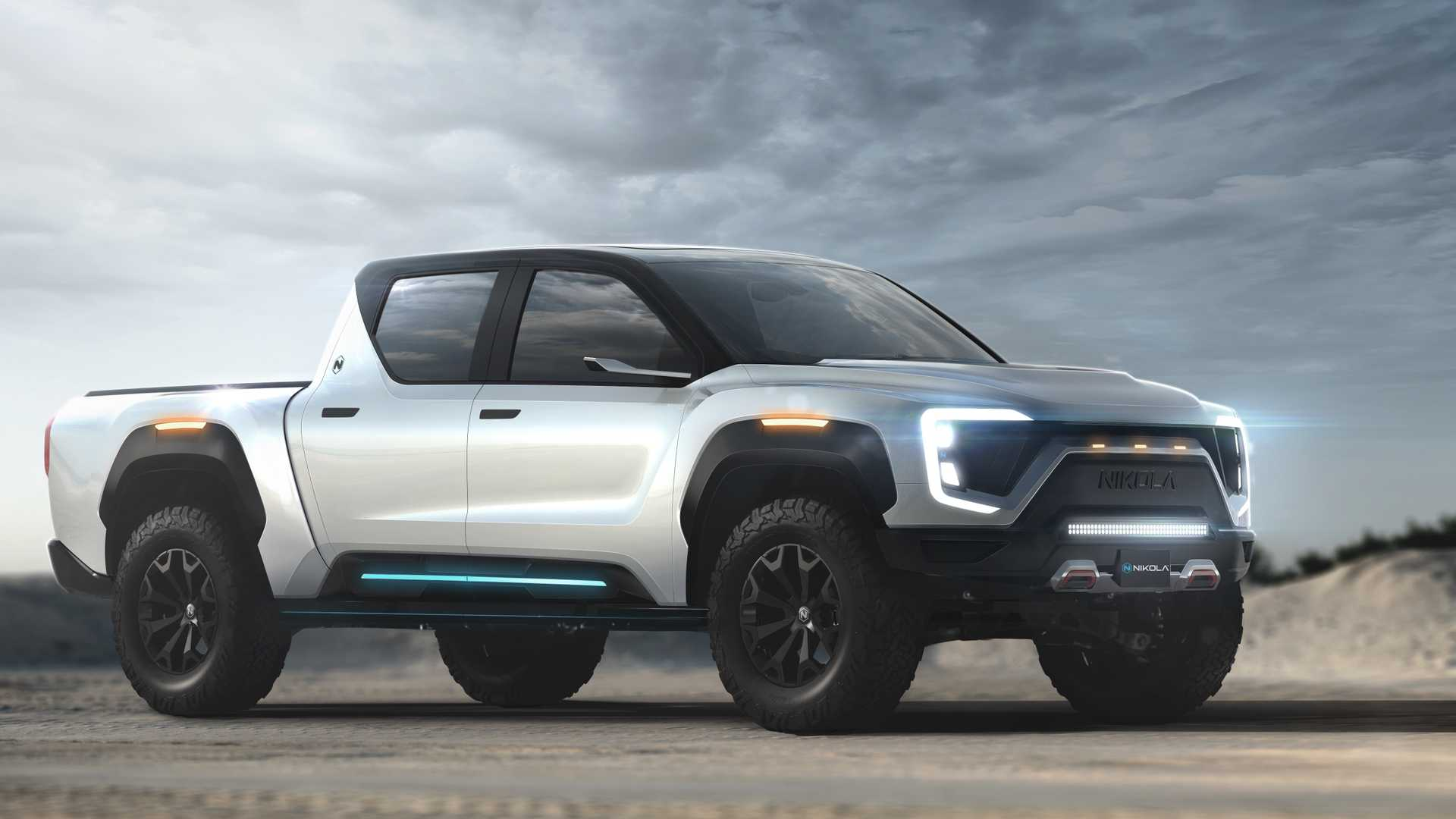 nikola-badger-electric-pickup-truck