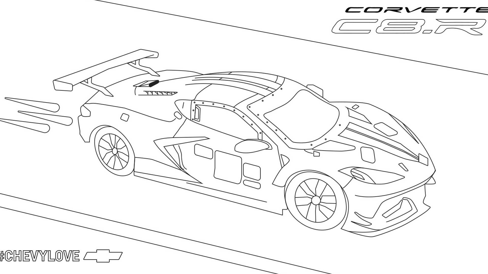 chevy-corvette-coloring-book-pages