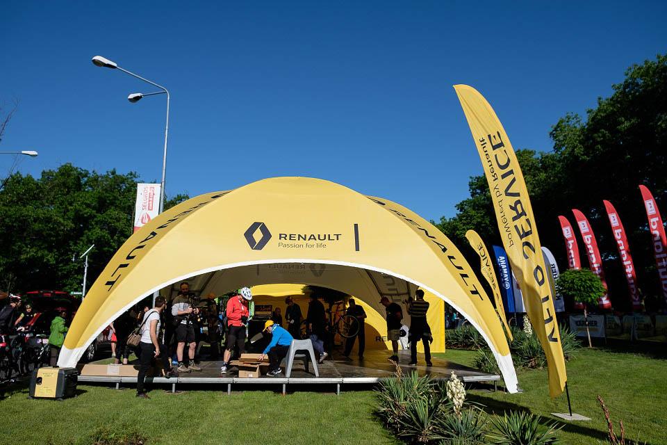 Renault la Prima Evadare