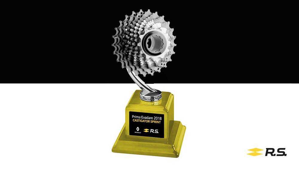 Trofeul Renault la Prima Evadare