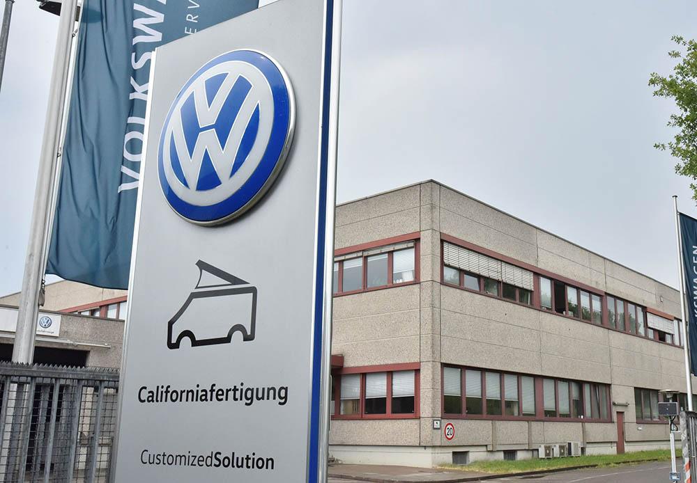 Fabrica Volkswagen Vehicule Comerciale din Hanovra.