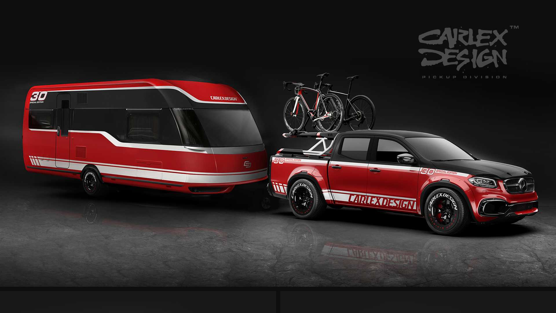 mercedes-benz-x-class-bicycle-hauler-pickup-design-1