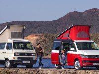 VW California, prima și ultima generație
