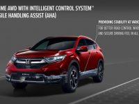 Noul CR-V este cel mai rezistent, cel mai puternic și cel mai bine dotat SUV din istoria Honda.