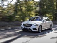 S560e, sau Mercedes-Benz-ul hibridelor