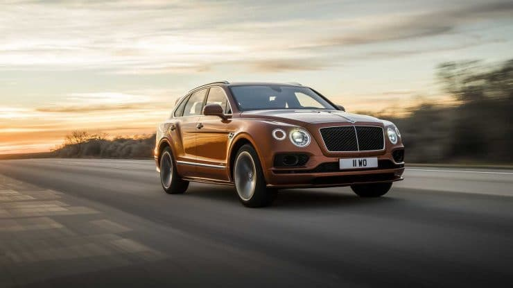 Bentayga Speed, un Bentley în vizită la Geneva (video)