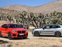 BMW X3 & X4 M, șah mat la Competition (video)