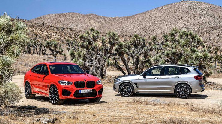 BMW X3 & X4 M, șah mat la Competition (video)