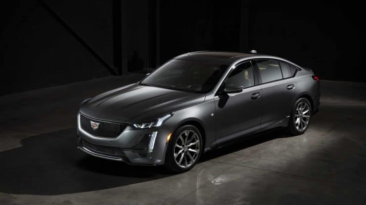 "Cadillac joacă ""senzorial"" cu noul CT5 (video)"