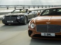 "550 V8 pe ""continentul"" Bentley GT (video)"