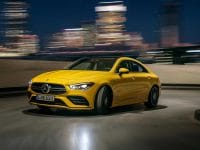 CLA35 – Mercedes-AMG de New York (video)