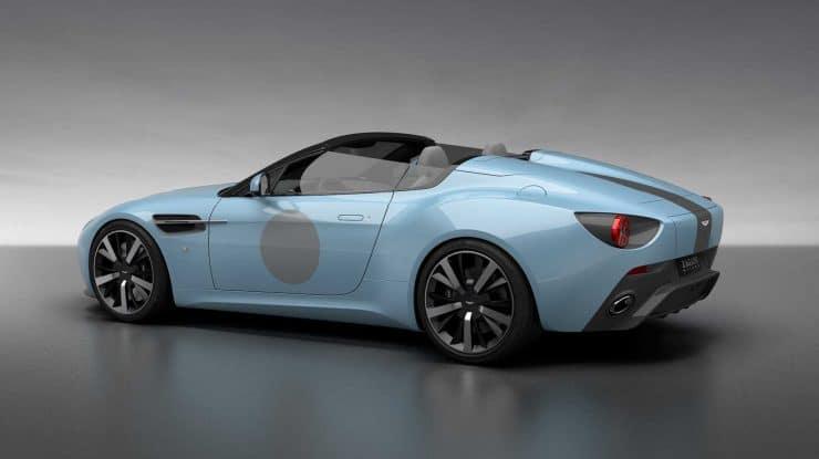 DBS 59, Vantage, Zagato, R-Reforged –  pe stilul Aston (video)