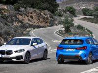 BMW Seria 1, cu aromă FWD sau xDrive (video)