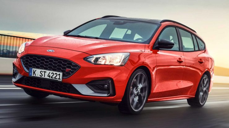 Seria 1 decojit sau Focus ST… wagon?! (video)