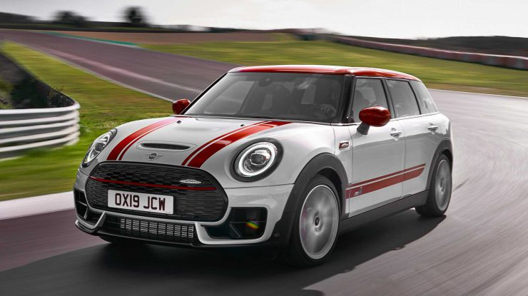 306 – eroii JCW de la Clubman & Countryman (video)