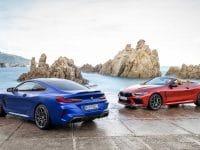 M8 este Coupé, Cabriolet și 2x Competition (video)