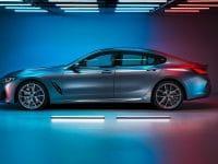 GC de Gran Coupé. Seria 8 de BMW (video)