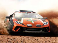 Off-road aventura: Huracan Sterrato & A6 allroad (video)