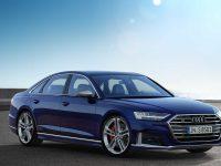 Audi se tot S8 la noi (video)