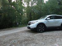 Honda CR-V consumă mai mult decât o mașină electrică!