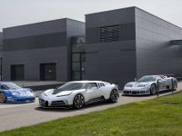 SUA-IT-FR: Centodieci de Bugatti (video)