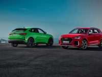 Hot-hatch-uri robuste: Audi RS Q3 & Sportback (video)