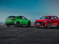 Hot-hatch-uri robuste: Audi RS Q3 & Sportback (video)
