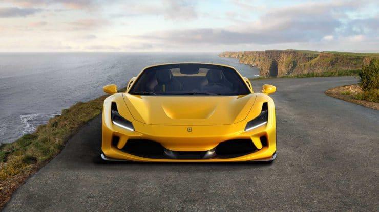 Ferrari F8 Spider și 812 GTS – jos pălăria italiană (video)